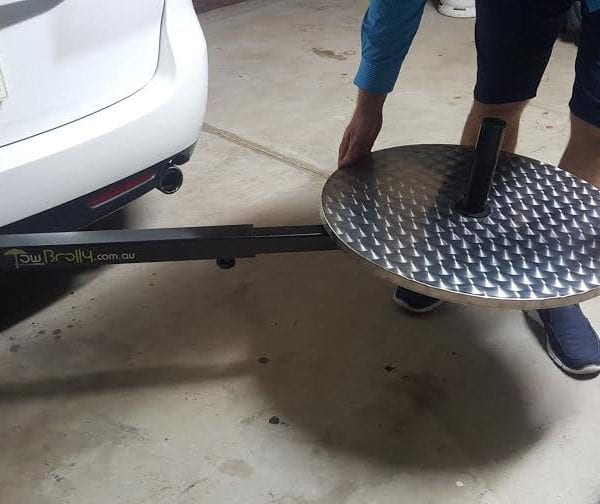 TowBrolly Table